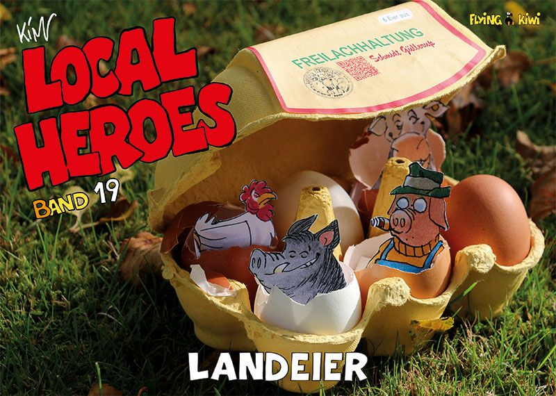 Local Heroes Band 19 Landeier